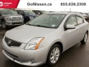 Used 2011 Nissan Sentra 2.0 S 4dr Sedan for sale in Edmonton, AB