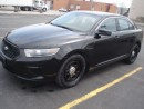 Used 2014 Ford Taurus AWD,BLK/BLK EX POLICE for sale in Mississauga, ON