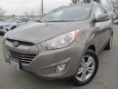 Used 2013 Hyundai Tucson GLS-AWD-SUPER CLEAN-CERTIFIED for sale in Mississauga, ON