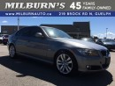 Used 2011 BMW 3 Series 323i for sale in Guelph, ON