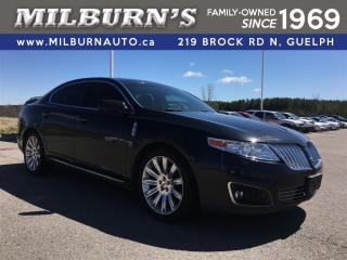 Used 2010 Lincoln MKS BASE for sale in Guelph, ON