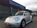 Used 1999 Volkswagen New Beetle GLS, LOCAL, ACCIDENT FREE for sale in Surrey, BC