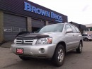 Used 2005 Toyota Highlander for sale in Surrey, BC