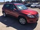 Used 2009 Volkswagen Tiguan COMFORTLINE for sale in Hornby, ON