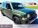 Used 2009 Jeep Patriot SPORT - 4WD - 2.4L for sale in Woodbridge, ON