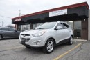 Used 2012 Hyundai Tucson Limited 2WD for sale in St Catharines, ON