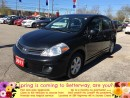 Used 2011 Nissan Versa 1.8 SL..JUST THE RIGHT AMOUNT OF EXTRA SPACE!!! for sale in Stoney Creek, ON