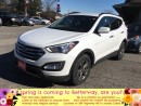 Used 2016 Hyundai Santa Fe SPORT PREMIUM for sale in Stoney Creek, ON