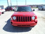 Photo of Red 2009 Jeep Patriot