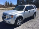 Used 2010 Ford Escape XLT LEATHER for sale in Newmarket, ON