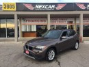 Used 2013 BMW X1 AUTO * AWD LEATHER PANORAMIC ROOF 84K for sale in North York, ON