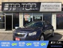 Used 2013 Chevrolet Cruze LT Turbo ** Bluetooth, Low Kms, Well Equipped ** for sale in Bowmanville, ON