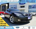 Used 2010 BMW 528 528i | EXPANSION SALE ON NOW | NAVI | I DRIVE | for sale in Brantford, ON