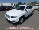 Used 2015 Jeep COMPASS SPORT 4D UTILITY 4WD 2.4L for sale in Calgary, AB