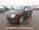 Used 2009 Lincoln MKX BASE 4D UTILITY AWD 3.5L for sale in Calgary, AB