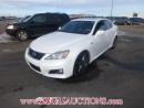 Used 2009 Lexus IS F BASE 4D SEDAN 5.0L for sale in Calgary, AB