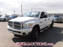 Used 2008 Dodge RAM 3500 SLT QUAD CAB 4WD for sale in Calgary, AB