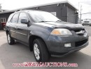 Used 2004 Acura MDX  4D UTILITY AWD for sale in Calgary, AB