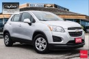 Used 2015 Chevrolet Trax LS for sale in Woodbridge, ON