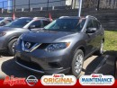 Used 2015 Nissan Rogue S*Ajax Nissan Original*Accident Free for sale in Ajax, ON