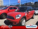 Used 2014 MINI Cooper Countryman Cooper*Navigation*Accident Free for sale in Ajax, ON