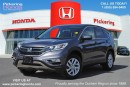 Used 2016 Honda CR-V SE | DISPLAY AUDIO | BLUETOOTH | REAR CAMERA for sale in Pickering, ON