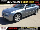 Used 2006 Chrysler 300 TOURING AWD 121 KM LEATHER SUNROOF 3.5L for sale in Hamilton, ON