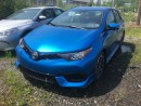 New 2017 Toyota COROLLA IM CVT BASE for sale in Kentville, NS