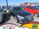 Used 2012 Hyundai Genesis 3.8 TECH PACKAGE | NAV | LEATHER | BACKUP CAM for sale in London, ON
