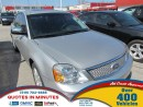 Used 2006 Ford Five Hundred LIMITED | AWD | LEATHER | SUNROOF for sale in London, ON