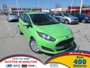 Used 2014 Ford Fiesta SE | CLEAN | MUST SEE for sale in London, ON