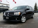 Used 2016 Dodge Grand Caravan Crew Plus-Navigation-Blind Spot and Cross Path Det for sale in Belleville, ON