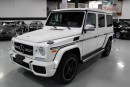 Used 2017 Mercedes-Benz G-Class AMG 63 for sale in Woodbridge, ON