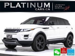 Used 2014 Land Rover Evoque Pure Premium, AWD, NAV, PANO, CAM, HEATED, KEYLESS for sale in Toronto, ON
