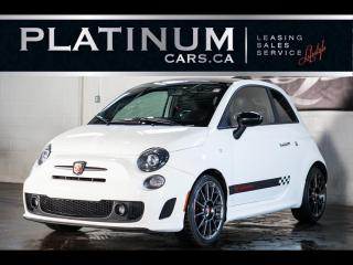 Used 2012 Fiat 500 ABARTH, SPORT, 17in for sale in North York, ON