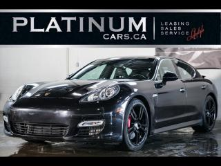 Used 2011 Porsche Panamera TURBO, PDK, AWD, NAV for sale in North York, ON