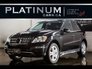 Used 2011 Mercedes-Benz ML-Class ML 350 BlueTEC, NAVI for sale in North York, ON