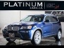 Used 2011 BMW X3 xDrive28i, AWD, 360 for sale in North York, ON