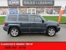 Used 2007 Jeep Patriot SPORT for sale in St Catharines, ON