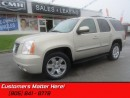 Used 2007 GMC Yukon Sport   4X4, NAVIGATION, ROOF, DVD, CAMERA, BOSE for sale in St Catharines, ON