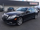 Used 2010 Mercedes-Benz E-Class E550 4MATIC Coquitlam Location 604-298-6161 for sale in Langley, BC