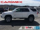 Used 2007 Toyota 4Runner Limited V6 | 4x4 | CERTIFIED + E-TESTED for sale in Waterloo, ON