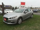 Used 2014 Mazda MAZDA3 GX-SKY for sale in Brantford, ON