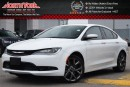 Used 2016 Chrysler 200 S Sun/Sound,Comfort Pkgs|Nav|Pano_Sunroof|Leather|19