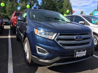 New 2017 Ford Edge SEL ECOBOOST, ALL WHEEL DRIVE for sale in Surrey, BC