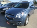 Used 2012 Chevrolet Equinox LOADED LT EDITION 5 PASSENGER 2.4L - ECO-TEC ENGINE.. LEATHER.. HEATED SEATS.. ECON-BOOST PACKAGE.. BACK-UP CAMERA.. for sale in Bradford, ON