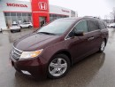 Used 2012 Honda Odyssey Touring... LOADED.. LEATHER.. NAV.. RES for sale in Milton, ON