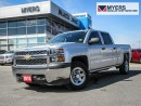 Used 2015 Chevrolet Silverado 1500 CREW CAB , 4X4, 5.3 V8 for sale in Ottawa, ON