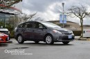 Used 2012 Toyota Prius V Navi, Leather Interior, Back Up Cam, Keyless Start, Heated Front Seats, Bluetooth, Sunroof for sale in Richmond, BC