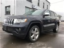 Used 2012 Jeep Grand Cherokee Overland NAVIGATION, PANORAMIC SUNROOF, LEATHER !! for sale in Concord, ON
